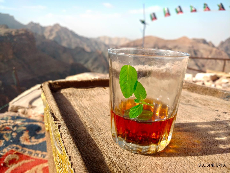 Herbata w Jordanii