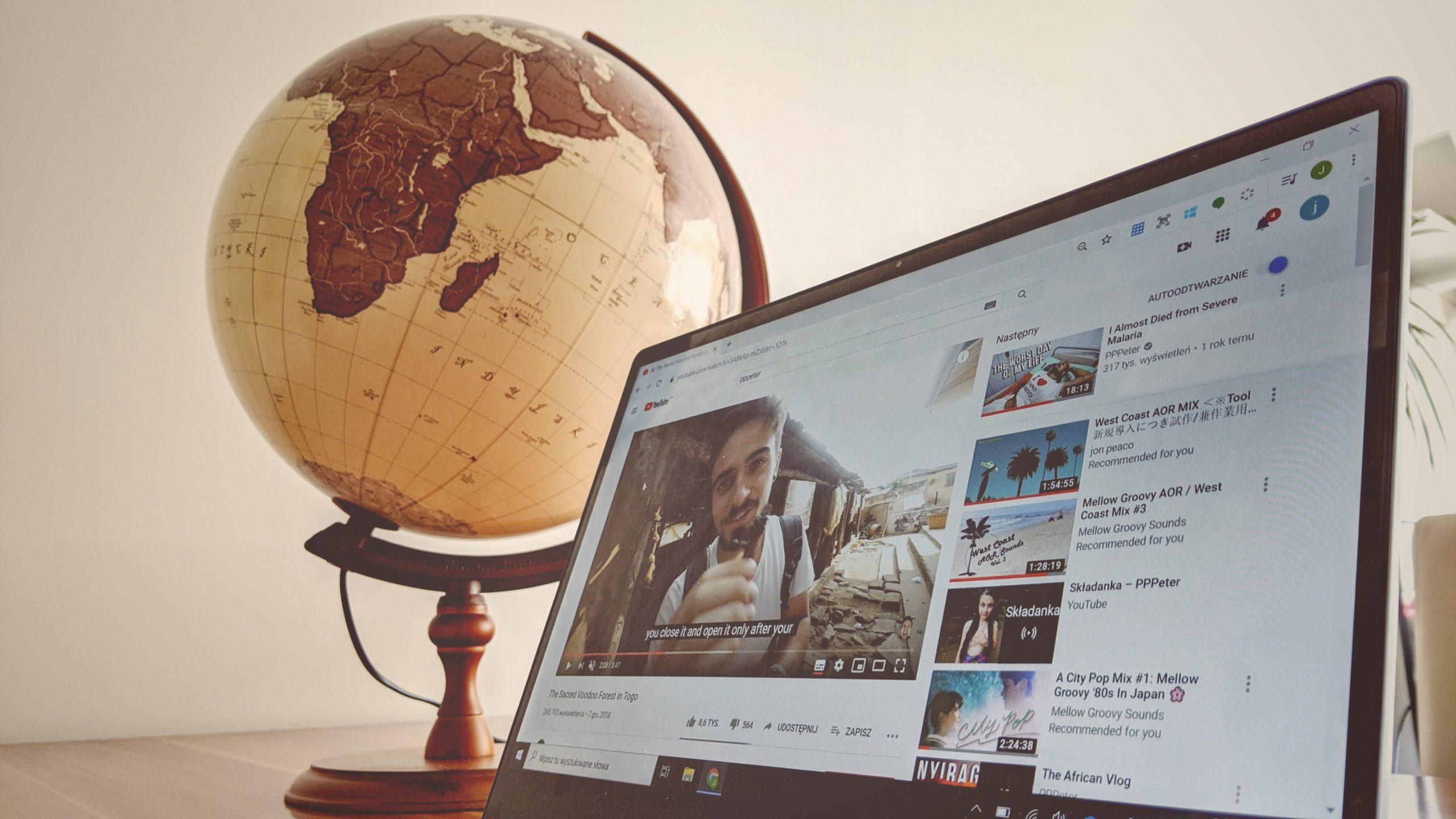 Kanały podróżnicze na YouTube – moje TOP 5